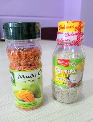 ベトナムの塩のサムネイル