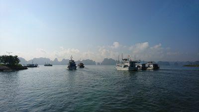 ハロン湾の魅力のサムネイル