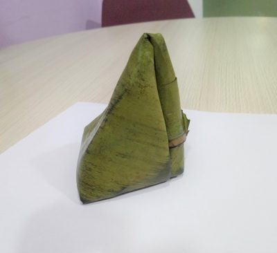 ベトナムのちまき餅のサムネイル