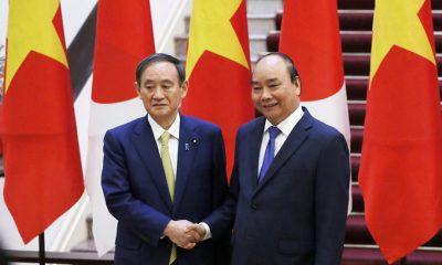 菅首相、訪越のサムネイル