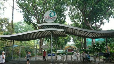 アジア最古の動物園のサムネイル