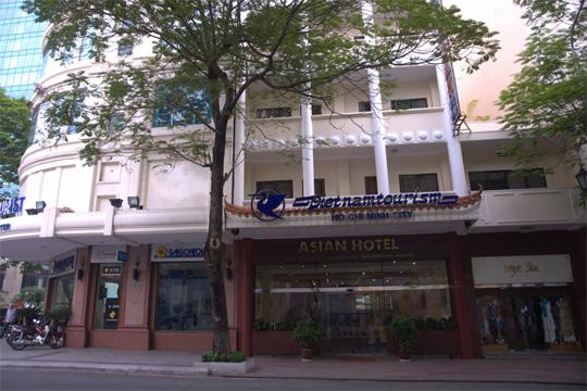 アジアンホテル
