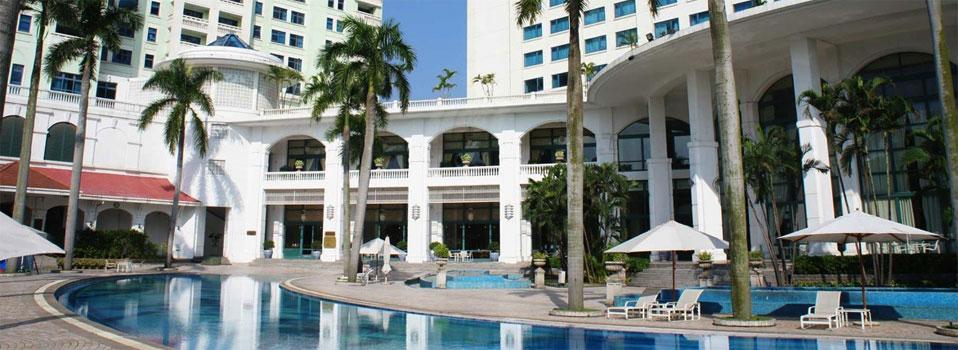 デウーホテル画像