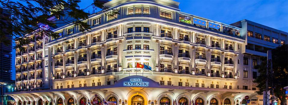 マジェスティック ホテル画像
