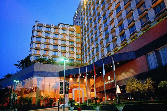 ニュー・ワールド・ホテル・サイゴン画像