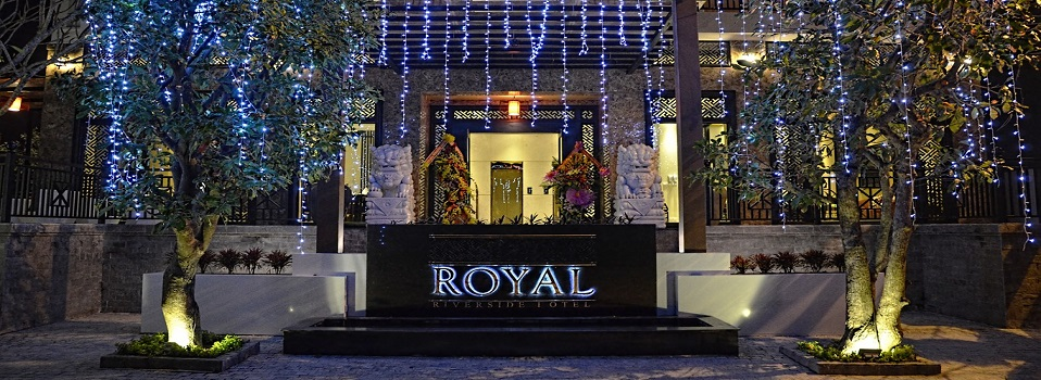 ロイヤルリバーサイドホイアンホテル画像