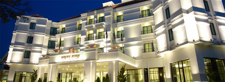 タラ アンコール ホテル画像